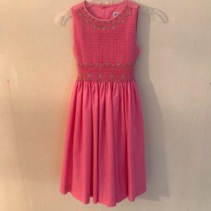 Luli &me pink dress